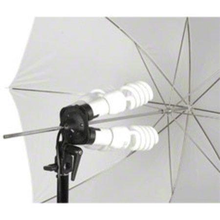 walimex 4-fach Lampenhalterung