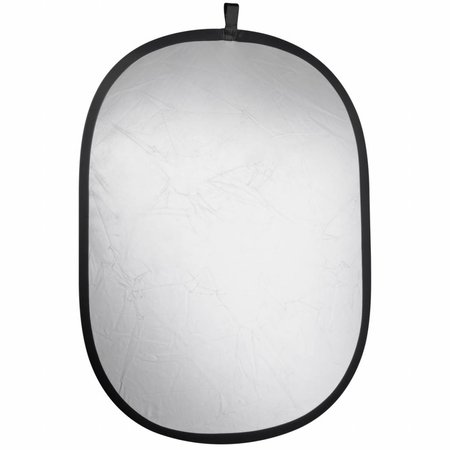 walimex Foldable Reflector golden/silver, 102x168cm