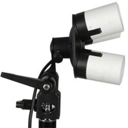 walimex Lamp Holder 4-fold