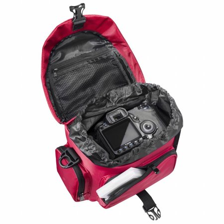 mantona Camera Bag Premium red/black