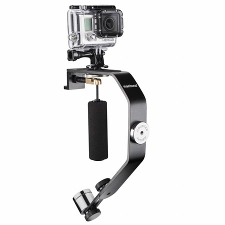 mantona Schwebestativ für GoPro Hero