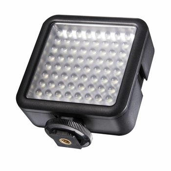 walimex pro LED-Videoleuchte 64 LED dimmbar