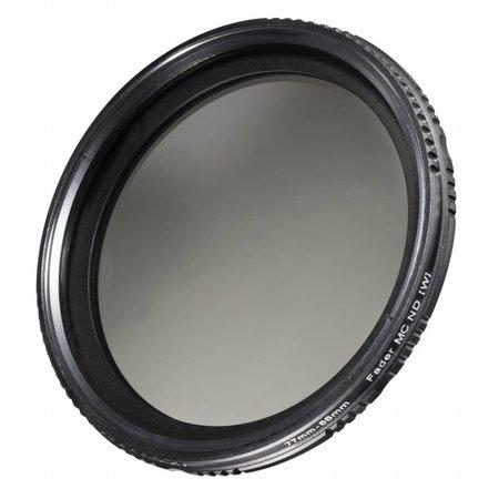 walimex pro ND-Fader vergütet 77 mm ND2 - ND400