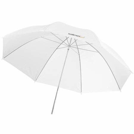 walimex pro Translucent Umbrella white, 150cm