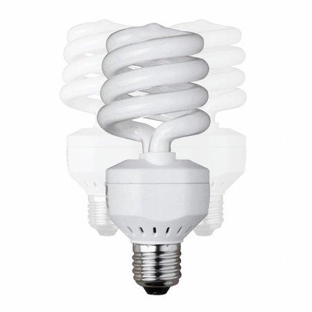 walimex Daylight Spiraalvormige Lamp 25W, 3 stuks