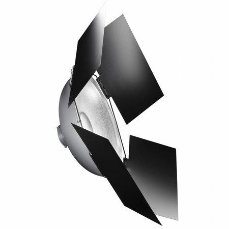walimex Barndoors for Beauty Dish Ï 50cm