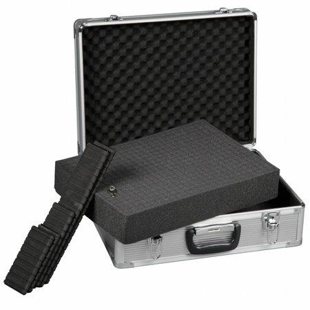 mantona Aluminium Suitcase Basic M
