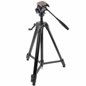 walimex Semi-Pro Stativ FW-3970  mit Neiger, 172cm