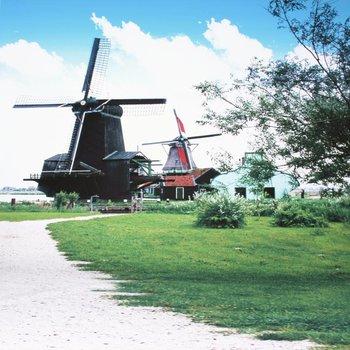walimex pro Fotomotiv-Hintergrund 'Amsterdam',3x6m