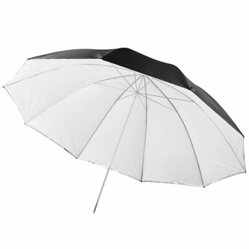 walimex pro walimex pro Reflectie / Doorschijnende 2in1 Paraplu Wit 150cm