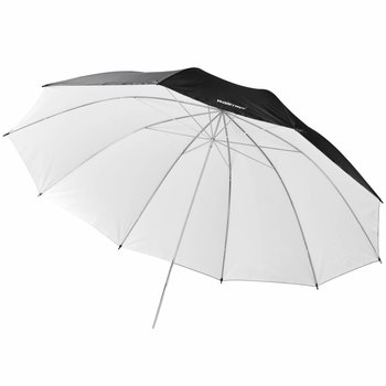 walimex pro Reflex Umbrella black/white,150cm