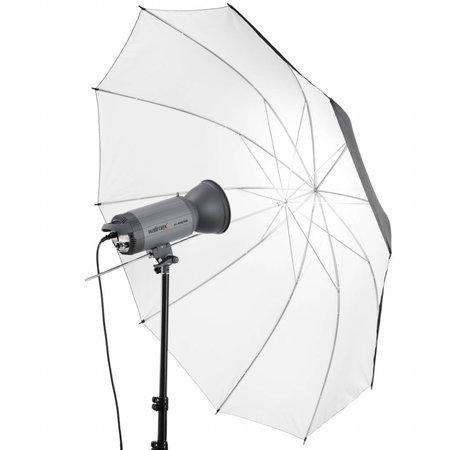 walimex pro Reflex Umbrella black/white,150cm