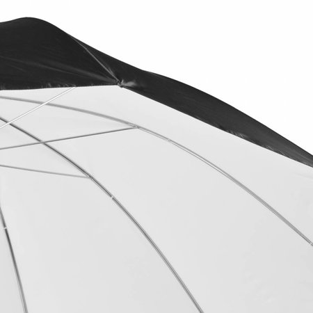 walimex pro Reflexschirm schwarz/weiß, 150cm