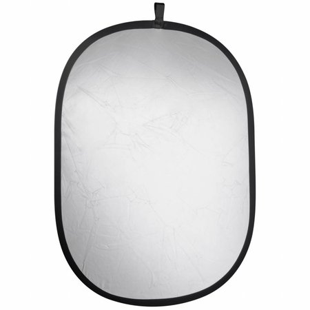walimex Foldable Reflector silver/white, 150x200cm