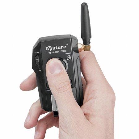 Aputure Trigmaster Plus TX1C voor Canon 550D, etc
