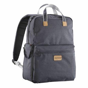 mantona Photo Backpack Urban companion & Bag 2 in