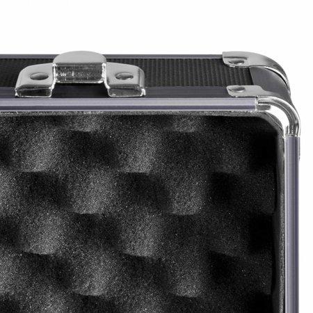 walimex Photo Suitcase Basic M, black/metallic