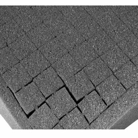 walimex Fotokoffer Basic M, zwart / metallic