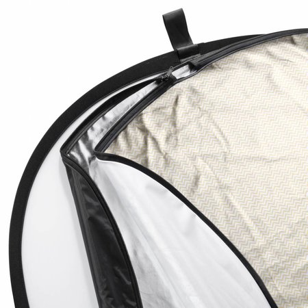 walimex Opvouwbare reflector 5-in-1  set, 91x122cm