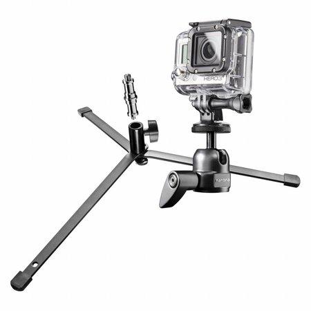 mantona Groundview Stativ for GoPro
