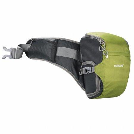 mantona Kameratasche ElementsPro 10 grün