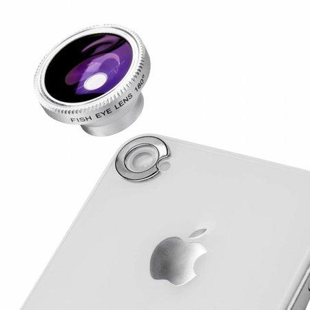walimex Fisheye Lens set 180 voor iPhone