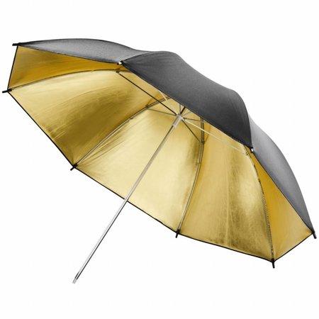 walimex 3 Reflex/Translucent Umbrellas, 105/110cm
