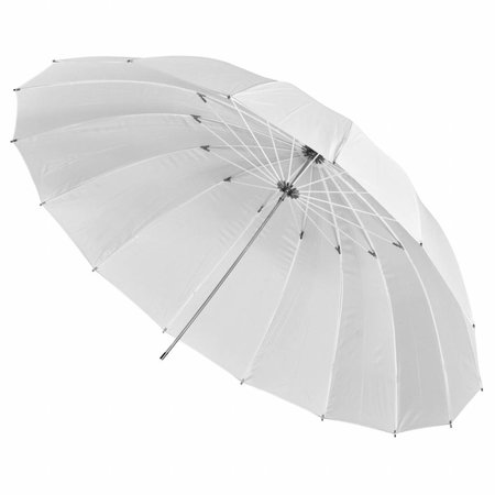 walimex Translucent Light Umbrella white, 180cm