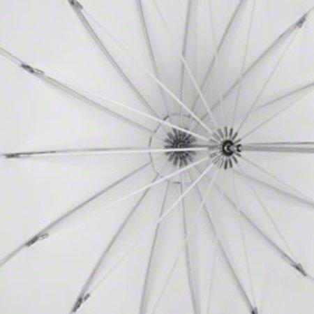 walimex Durchlichtschirm weiß, 180cm