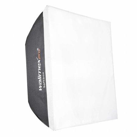 walimex pro Softbox 60x60cm    Diverse flitsers merken