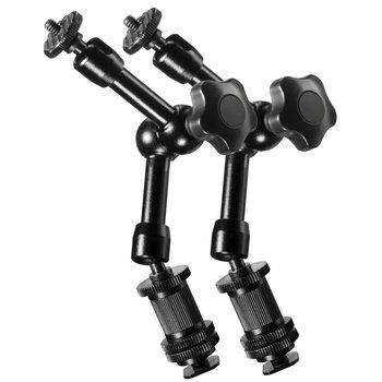 walimex pro Set of 2 DSLR Swivel arm Magic 18