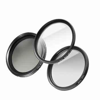 walimex pro Filters Starters Set 62 mm