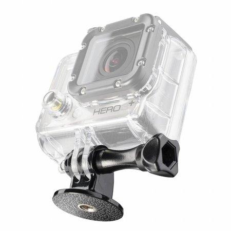 mantona statiefaansluiting 1/4 inch voor GoPro