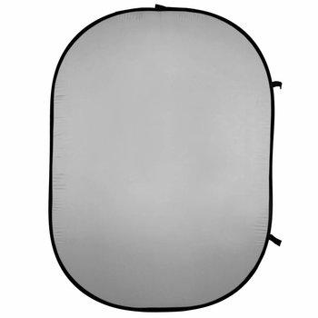walimex Opvouwbaar Achtergrond grey, 150x200cm