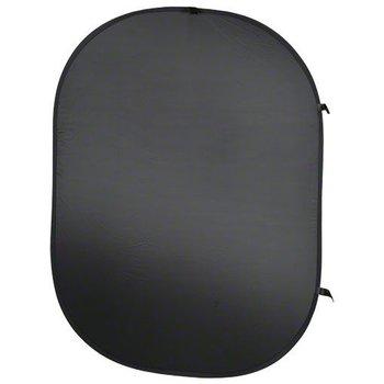 walimex Studio Pop-Up Backgound Black, 150x200cm