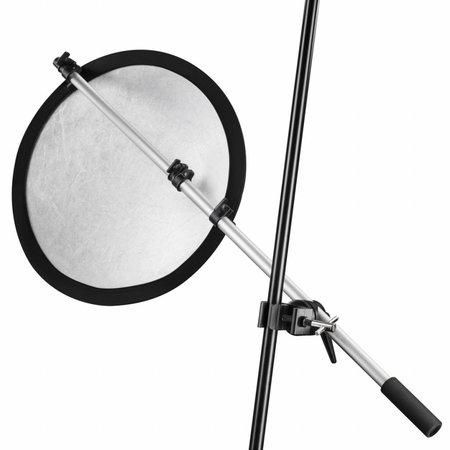 walimex Reflectorhouder met klem