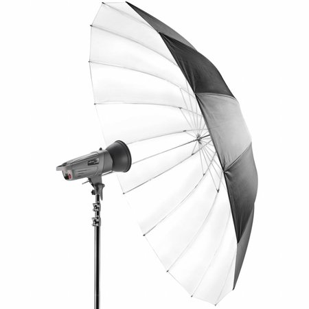 walimex Reflex Umbrella black/white, 180cm