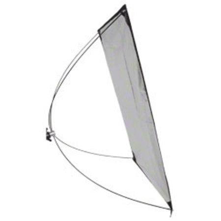 walimex Reflector Paneel zilver / goud, 70x100cm