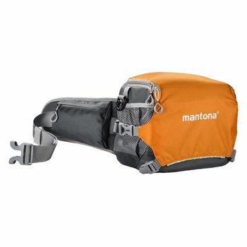 mantona Camera Bag ElementsPro 20, orange