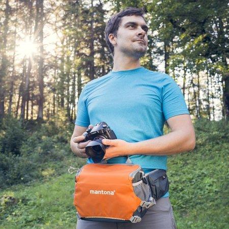 mantona Cameratas Elements Pro 20, Oranje