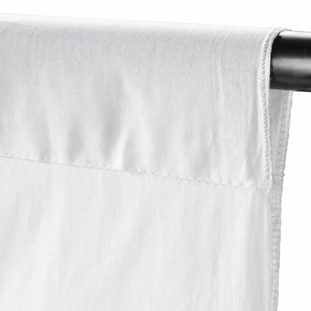walimex Cloth Background 2,85x6m, white