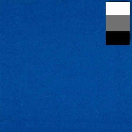walimex Stoffhintergrund 2,85x6m, blau