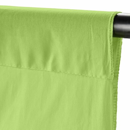 walimex Cloth Background 2,85x6m, light green