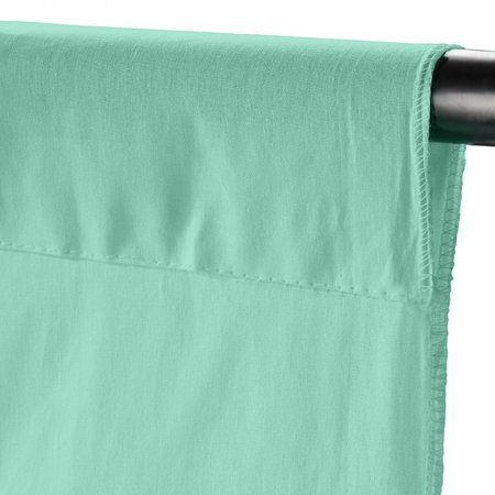 walimex Achtergronddoek 2,85x6m, mint green