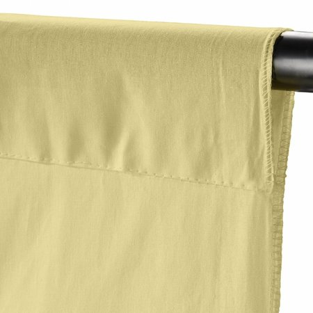 walimex Cloth Backgr. 2,85x6m, popcorn yellow