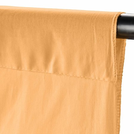 walimex Stoffhintergrund 2,85x6m, aprikose