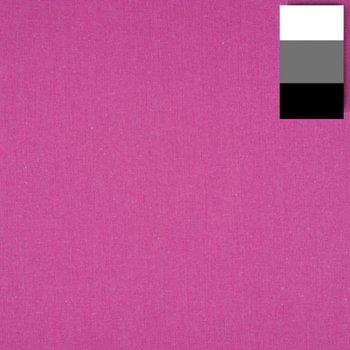 walimex Stoffhintergrund 2,85x6m, phlox pink
