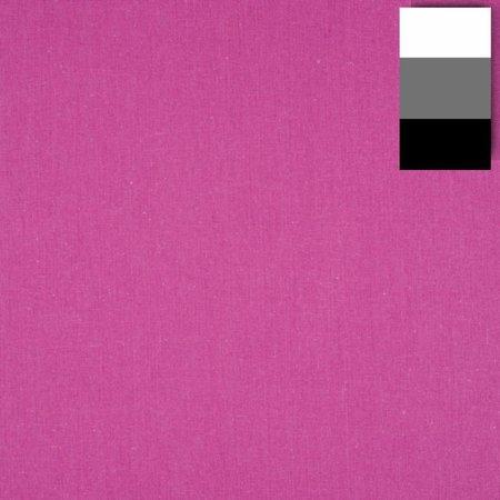 walimex Achtergronddoek 2,85x6m, phlox pink