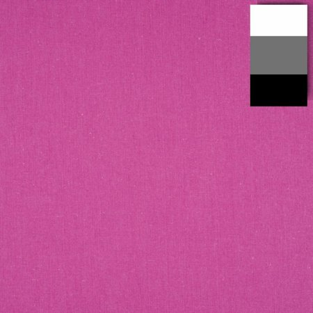 walimex Cloth Background 2,85x6m, phlox pink