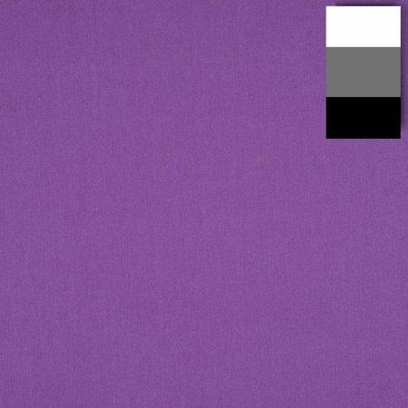 walimex Achtergronddoek  2,85x6m, dewberry